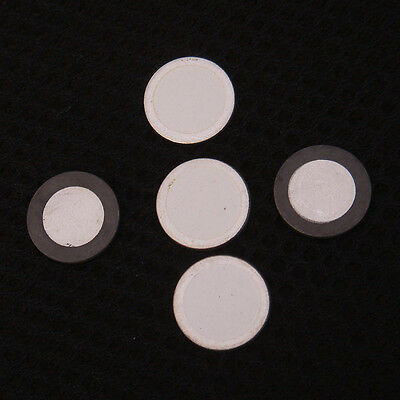5pcs 16mm Ultrasonic Fogger Replacement Atomizing Ceramic Disc For Mist Maker
