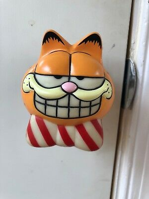 Vintage Garfield Doorknob Cover