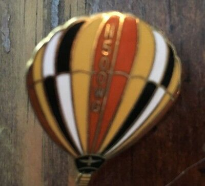 N500Wg Balloon Festival Pin