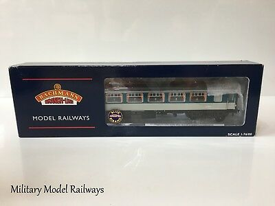 Bachmann 39-311 OO Gauge MK1 SP Pullman Parlour Second Blue/Grey (With Lighting)