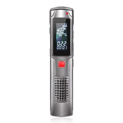 Digital Voice Recorder Dictaphone 8GB Voice Activated Audio USB High Quality New