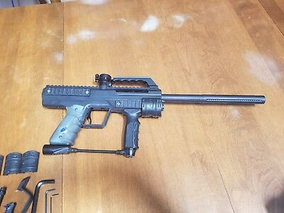 Smart Parts Sp1 Paintball Marker With Blackheart Board 9900