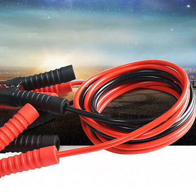 Jumper Cable 2.5M 1500A Car Emergency Booster Cable Car Battery Jumper X1H6