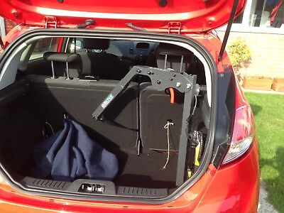 Autochair Boot Chairlift 80Kg Electric Hoist Nearly New. Fits Into Small Boot