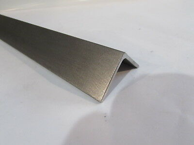 """1-1/2"""" X 1-1/2"""" X 1/8"""" 304 Stainless Steel Angle--24"""""""
