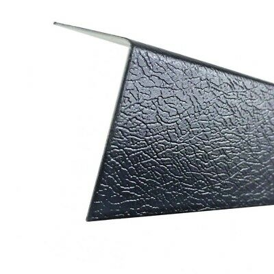 Shed Edge Metal Roofing Trim for Shed Rubber Roofing Membranes 3m