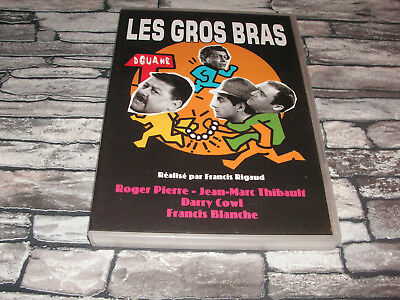 LES GROS BRAS / Roger Pierre Darry Cowl Francis Blanche / DVD /
