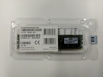 HP 4GB 4RX8 PC3-8500R-7 LP-Kit