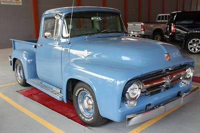 1955 Ford F-100  1955 Ford F-100