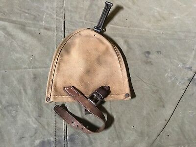 59N Rare Original Pre Wwi Us M1905 Shovel Carrier Cover