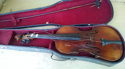 Antique Vuillaume Paris Violin & Case
