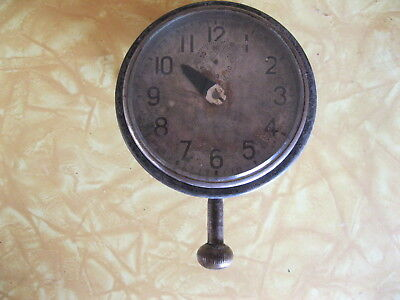 Waltham 8 day CAR CLOCK Model 1910 Size 37s 7 jewel S/N 23521661 built 1920