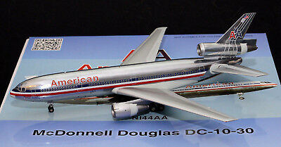 """""""NEW 2018 version""""  Inflight 200 AMERICAN AIRLINES Douglas DC-10-30 N144AA"""