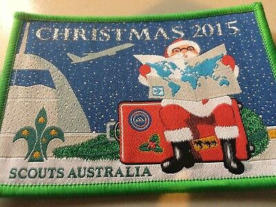Girl Guides / Scouts Christmas 2015