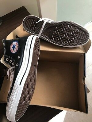 Converse - Chuck Taylor All Star High Mens Womens Unisex Casual Shoes - Black