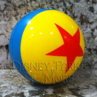 Disney Parks Pixar Pier PixarFest Luxo Jr Bouncy Ball - 4 inch diameter