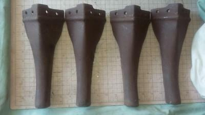 Vintage Cast Iron Legs.shed,man cave,bar,house,garden,tool,old,garden,old,table.