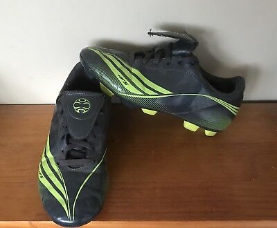 Adidas football/soccer boots, size 3