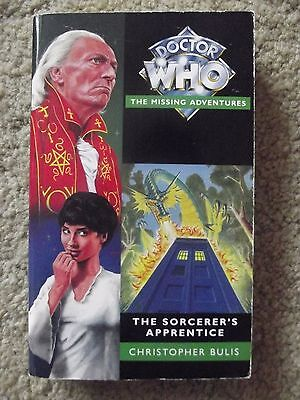 The Sorcerer's Apprentice by Christopher Bulis - Doctor Who Missing Adventures