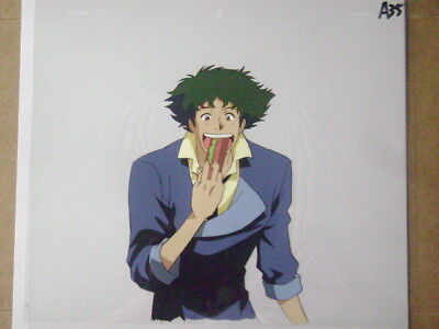 Cowboy Bebop Spike Anime Production Cel 23