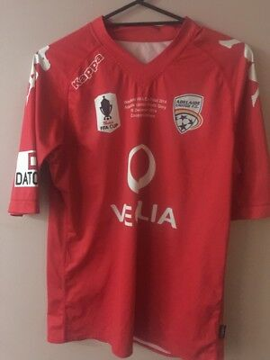 2014 FFA Cup Final Jersey Adelaide United Jersey Perth Glory v Adelaide United