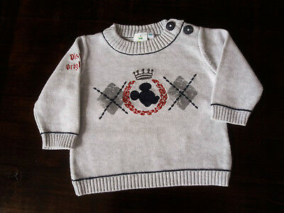 """Pull Mickey """"Disney Baby"""" - Taille 3 mois"""