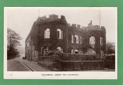 Childwall Abbey Nr Liverpool now Hotel  RP pc unused Dale Ref K600