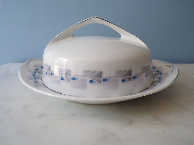 Beurrier Cloche A Fromage Porcelaine Rosenthal Modele Donatello