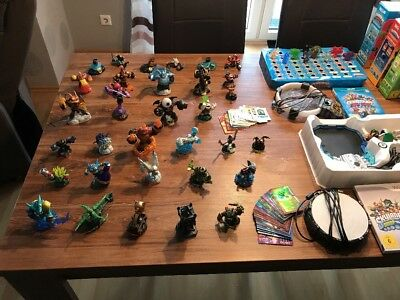 Skylander Sammlung/Skylanders Swap Force/Superchargers/Trap Team/Disney Infinity