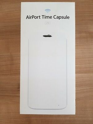 Apple AirPort Time Capsule 2TB ME177Z/A A1470