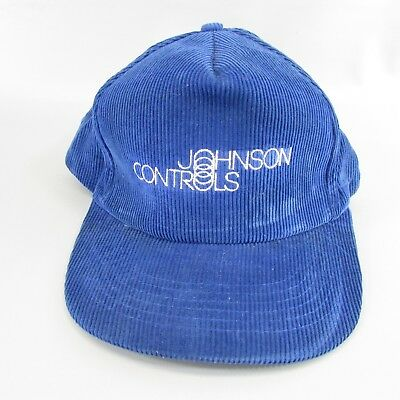 db586648746b9a Johnson Controls Baseball Trucker snap Back Hat cap embroidered logo