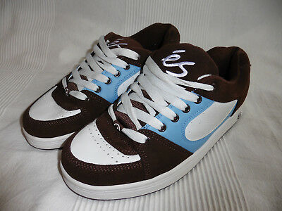 és es Accel NEU white/blue/brown Gr. EUR 46, US 12, UK 11