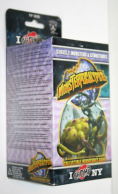 2009 Monsterpocalypse Series 2: Monsters And Structures Collectible Mini Game