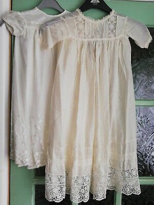 Vintage christening gown X Two
