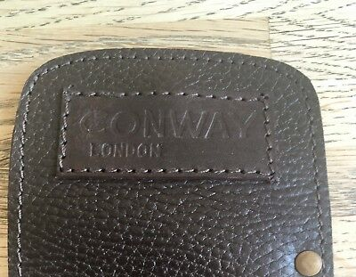 Conway Leather Key Wallet