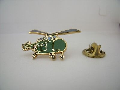 Pin's Pins Pin Badge SIKORSKY H-19 Hélicoptère / Chopper  TOP !