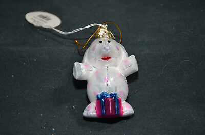 The Island of Misfit Toys - Spotted Elephant Glass Christmas Ornament