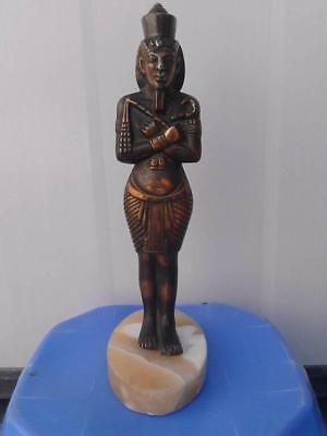 pharaonic statue reproduction