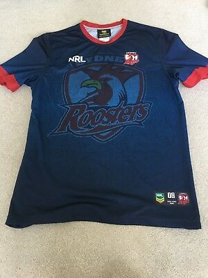 Sydney Roosters Shirt. Medium. New No Tags