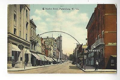 Market Street, Parkersburg, West Virginia