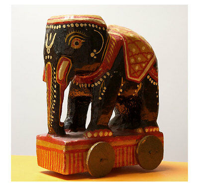 Summer Sale*Indian Elephant on wheels was $149 now $79