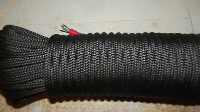 """5/16"""" (8mm) x 70' Halyard Line, Vectran Double Braid Line, Boat Rope -- NEW"""