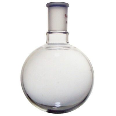 Laboy Glass Single Neck Round-Bottom Boiling Flask 500ml With 24/40 Glass Joint