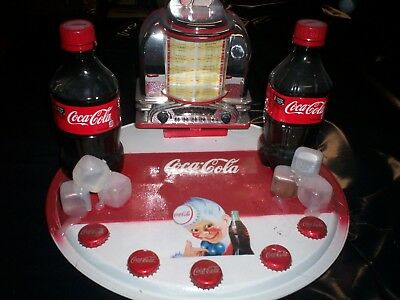 Radio Coke Cola Theamed Battery Operated (Works Fine) This Is So Cool