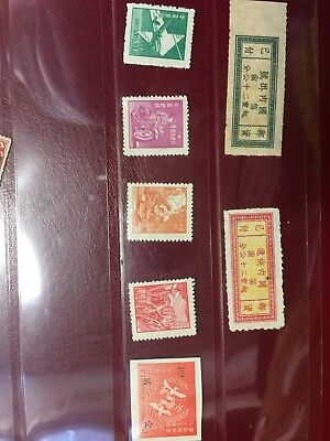ROC China Stamps 1940s