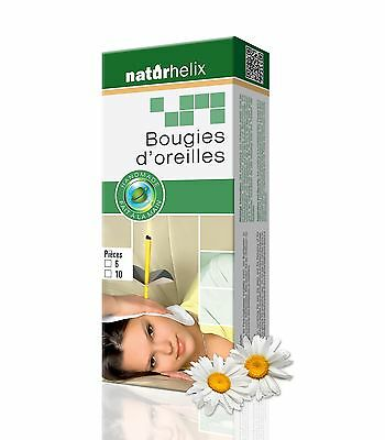 Bougies D'oreilles  Camomille