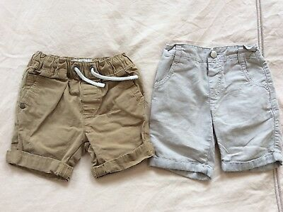 Next Chino Shorts 12-18 Months Trousers & Shorts Boys' Clothing (0-24 Months)
