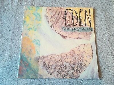 Everything But The Girl ‎– Eden - Label: Blanco Y Negro ‎– 240 395-1