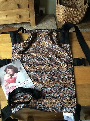 Connecta Baby Carrier, Limited Edition Liberty Print