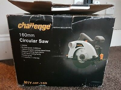 Challenge extreme professional commercial heavy duty Circular Saw 160mm